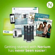 I t s easier than ever to get started with a Nerium business  Www.4cherylis.arealbreakthrough.com Www.4cherylis.nerium.com