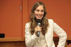 Jennifer Brooks (Directora de Ciudadanía Corporativa para Microsoft LATAM)