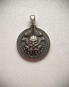 629a62865a645 Modeschmuck Brass BRAGLE OF THE RAGNAR very detailed,gift idea,decoration