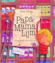 Scheiding: boek 'Papa-mama lijm'