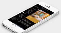 Hotel Chesa Randolina - Responsive Webdesign Web Design, Hotels, Das Hotel, Phone, Design Web, Telephone, Website Designs, Site Design