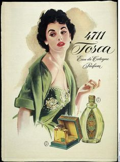 Vintage and creative perfume bottles and scent bottles Pub Vintage, Vintage Labels, Vintage Makeup Ads, Vintage Beauty, Perfume Ad, Vintage Perfume Bottles, Vintage Advertising Posters, Vintage Advertisements, Pin Up