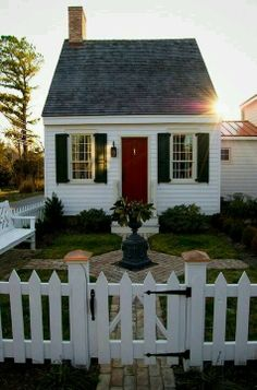Little picket fence house - Real Estate With Causes is committed to helping…