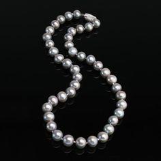 Stříbrný náhrdelník PearlCollection