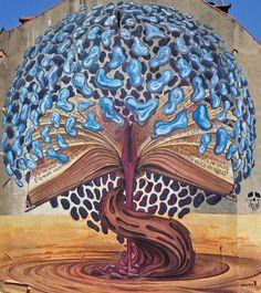 Artist : Violant (João Maurício).....A Stunning Mura