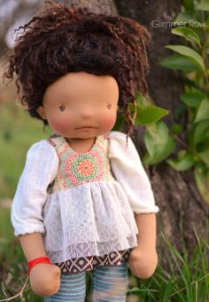 """""""Dinah"""" a 19"""" Glimmer Row doll 12 hour Drawing :: Glimmer Row Doll Boutique In-stock Store"""