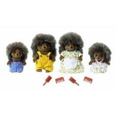 Missgarabatos Dolls: Sylvanian Families