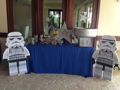 "Photo 5 of 9: Lego Star Wars / Birthday ""Star Wars Birthday"" 