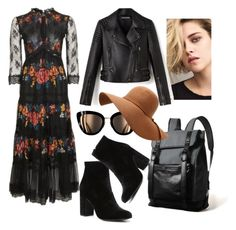 """""""Untitled #48"""" by marcy-marzipan on Polyvore featuring Topshop and Witchery"""