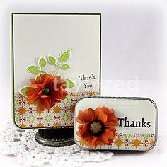 Thank You Gift Set by Stephanie Kraft #GiftGiving, #ThankYou