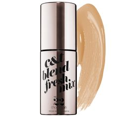 Shop Chosungah 22's C&T Blend Luminous Liquid Foundation at Sephora. It hydrates, nourishes, and reduces the look of fine lines.