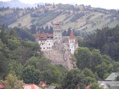 Dracula's Castle Bran, Romania by Marius Sirghie on Dracula, Romania, Castle, River, Outdoor, Outdoors, Bram Stoker's Dracula, Castles, Outdoor Games