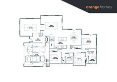 Archer House Plan » Orange Homes
