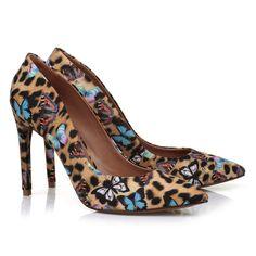 7df3af776b Scarpin salto alto Papillon - UZA Shoes