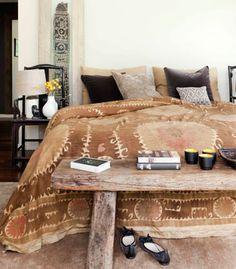 Inspiring bedroom interior design ideas byCOCOON.com #COCOON Dutch designer brand