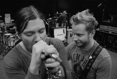 Shinedown - Brent Smith and Zack Myers!