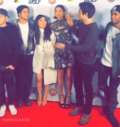 #TeenWolf MTV Snapchat ~ Wrap Party December 20, 2015 gif