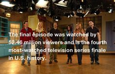 Friends #tv #facts #trivia