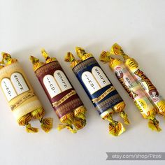 Torah candy wrappers, Printable sefer torah candy wrapper {Gold}, Torah Favor, Bat Mitzvah Favors, Bar Mitzvah Favors, digital download.