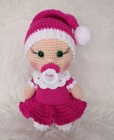 In this article I will share the amigurumi doll pacifier doll free crochet pattern. You can find everything you want about Amigurumi. Doll Amigurumi Free Pattern, Octopus Crochet Pattern, Crochet Amigurumi Free Patterns, Crochet Animal Patterns, Stuffed Animal Patterns, Amigurumi Doll, Doll Patterns, Free Crochet, Crochet Gratis