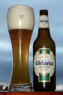Cerveja Edelweiss Hefetrub Weibier 500ml