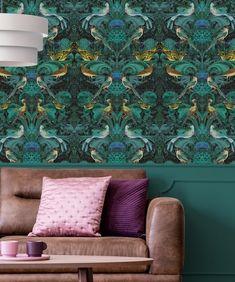 Art Deco Wallpaper, Textured Wallpaper, Wallpaper Roll, Designer Wallpaper, Wallpaper For House, Bedroom Wallpaper, Modern Baroque, Wallpaper Calculator, Design Repeats