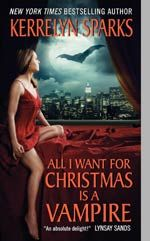 All I Want For Christmas is A Vampire (Love at Stake series book #5