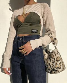 If you love this outfit inspo check out more 🔥🥵 Fashion Killa, Look Fashion, 90s Fashion, Fashion Outfits, Mode Outfits, Trendy Outfits, Looks Style, My Style, Paris Mode