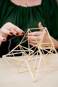 kuva Conceptual Model Architecture, Architecture Design, Pavilion Design, Light Installation, Weaving, Crafty, Creative, Jewelry, Patricia Urquiola