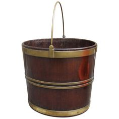 46 Best Peat Bucket Images Buckets Georgian Furniture