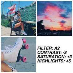 #A2filtrs / paid filter❕ really colorful and nice filter and I'd really recommend it for a personal feed — GET THIS FILTER FOR FREE WITH THE LINK IN MY BIO