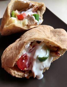 Pita Szafi Free világos kenyérlisztből - Főételek - Gluténmentes övezet - blog Tacos, Paleo, Mexican, Ethnic Recipes, Free, Blog, Beach Wrap, Blogging, Mexicans