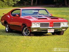 1970 Oldsmobile cutlass w-30 442..another oldie but goodie. Sweet ride!