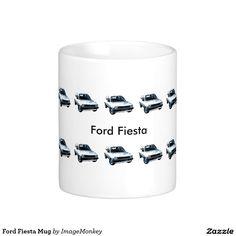 Ford Fiesta Mug