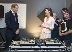 Kate Middleton   e Príncipe William  na Austrália
