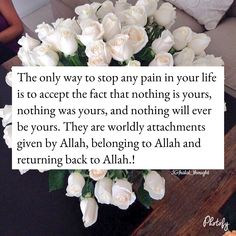 Everything belongs to Allah s. Allah Quotes, Muslim Quotes, Religious Quotes, Sweet Quotes, Wise Quotes, Faith Quotes, Beautiful Islamic Quotes, Islamic Inspirational Quotes, Literary Love Quotes