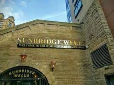Sunbridgewells entrance on Aldermanbury (off City Park)