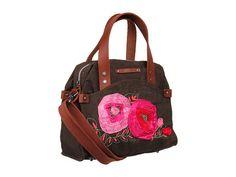 Oilily Flower Tapes Handbag