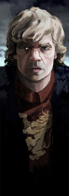 Tyrion Lannister - Game of thrones by VictorGarciapq.deviantart.com