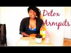 How To Detox Armpits | Decembers Fitness Meal and Exercise Plans