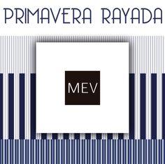 La propuesta de rayas MEV es la representación visual de la línea con el movimiento como base del lenguaje tridimensional.