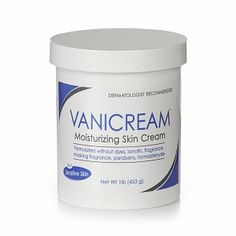Vanicream Moisturizing Skin Cream-the best lotion ever for sensitive skin. Facial Warts, Best Lotion, Top Skin Care Products, Moisturizer For Dry Skin, Acne Skin, Oily Skin, Skin Cream, Moisturizers, Sensitive Skin