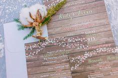 Rustic Wooden Wedding Invitations   http://brideandbreakfast.ph/2015/10/29/soothing-serenade/   Photo: CamZar Photography
