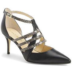 59f2a6b544a Ivanka Trump  Tellas  Pointy Toe Pump (Women) available at