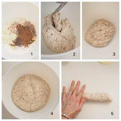 Spelt Bread, Yudane Method Bread, Soft and fluffy spelt bread, soft bread Flour Recipes, Bread Recipes, Cookie Recipes, Spelt Bread, Spelt Flour, Overnight Bread Recipe, Lemon Cookies, Bread Baking, Bakery