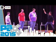 MARKIPLIER & FRIENDS PANEL @ PAX 2015 with Markiplier, LordMinion777, Muyskerm, and Jacksepticeye - YouTube