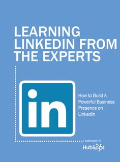 [e-book] Learning LinkedIn from the Experts