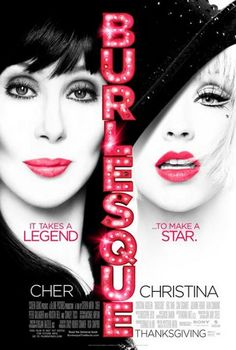 Burlesque (November). I friggen love this movie!