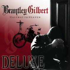 Brantley Gilbert - Halfway To Heaven Deluxe on 180g 2LP