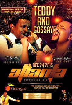 Teddy Afro: Teddy n Gossaye